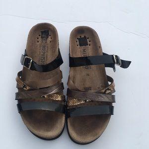 Mephisto sandals